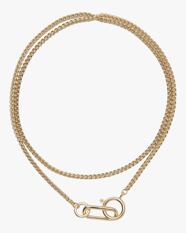 Plait Necklace