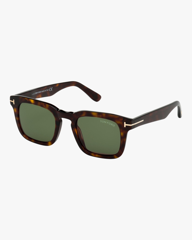 Tom Ford Dax Square Sunglasses 1