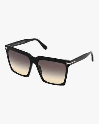 Sabrina Square Sunglasses