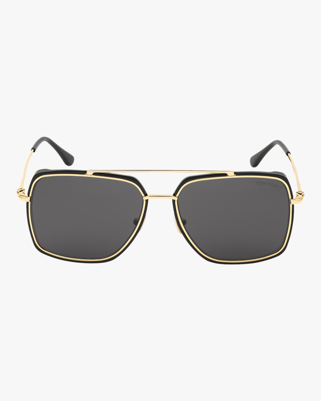 Lionel Navigator Aviator Sunglasses
