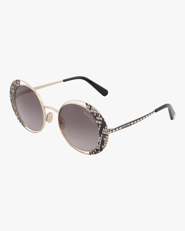 Roberto Cavalli Round Sunglasses 1