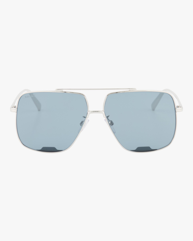 Bally Oversized Metal Sunglasses 1