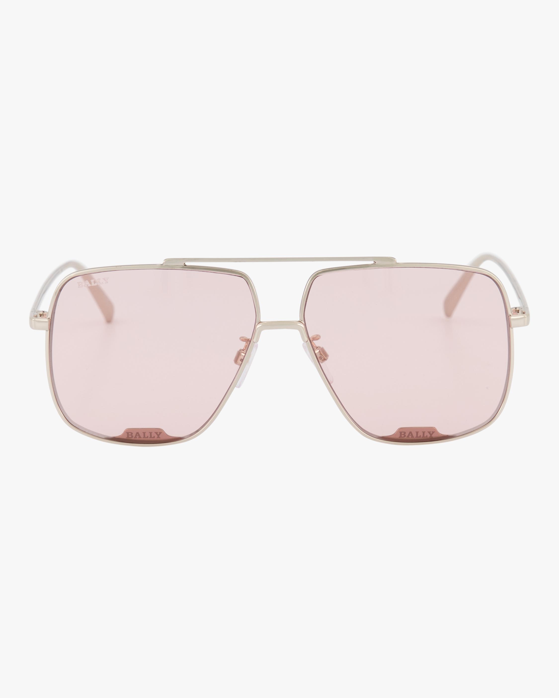 Ovesized Metal Sunglasses