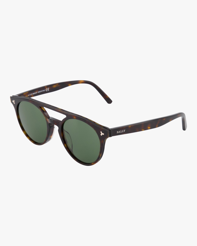 Bally Round Frame Sunglasses 1