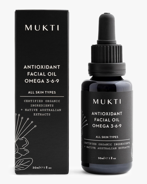 Mukti Antioxidant Facial Oil 30ml 0