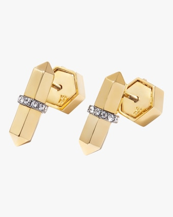 Colette Bar Stud Earrings
