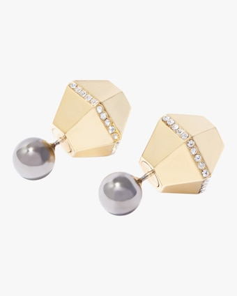 Reversible Stud Earrings