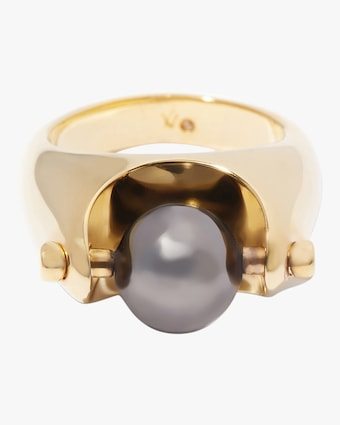 Sphere Statement Ring
