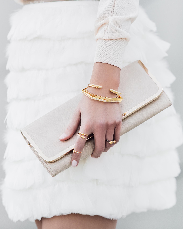 Mini Colette Bar Ring