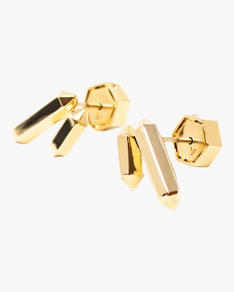 Prism Stud Earrings