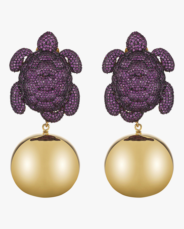 Caretta Party Earrings
