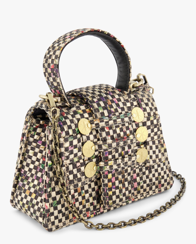 Petite Trapezoid Handbag