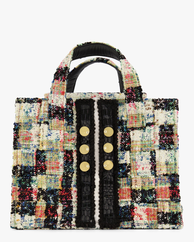 Book Diana Pixel Tweed Tote