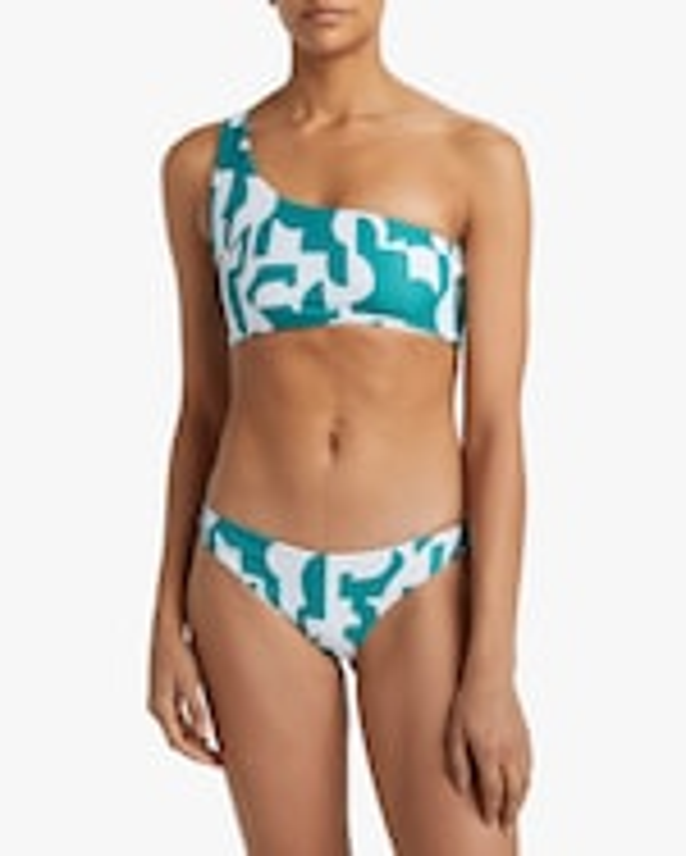 Mikoh Moni One-Shoulder Bikini Top 3