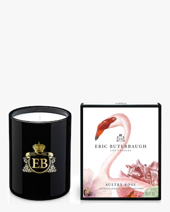 Eric Buterbaugh Los Angeles Sultry Rose Candle 240g 1