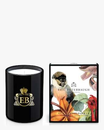 Oud Orange Flower Candle 240g
