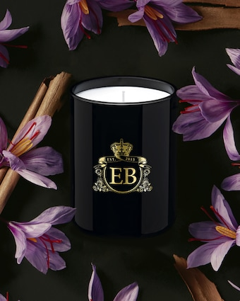 Eric Buterbaugh Los Angeles Oud Saffron Flower Candle 240g 2