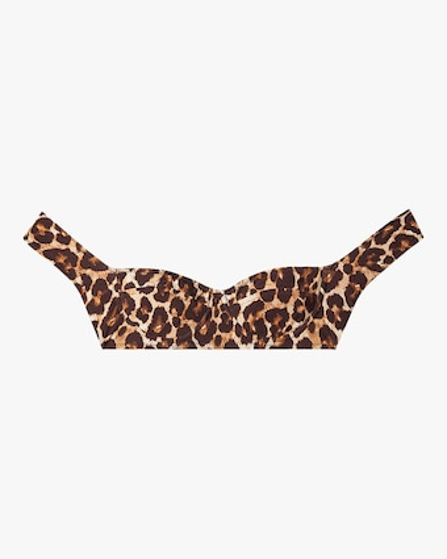 South Pacific Off-Shoulder Bikini Top
