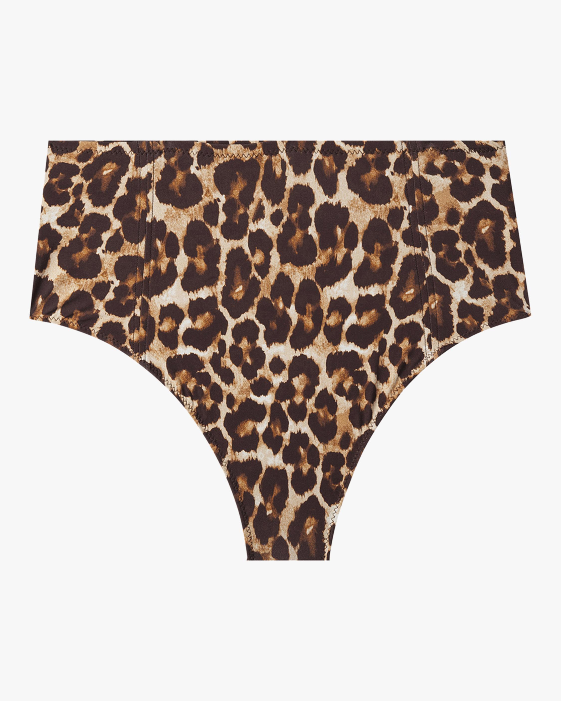Curve High-Waisted Bikini Bottom