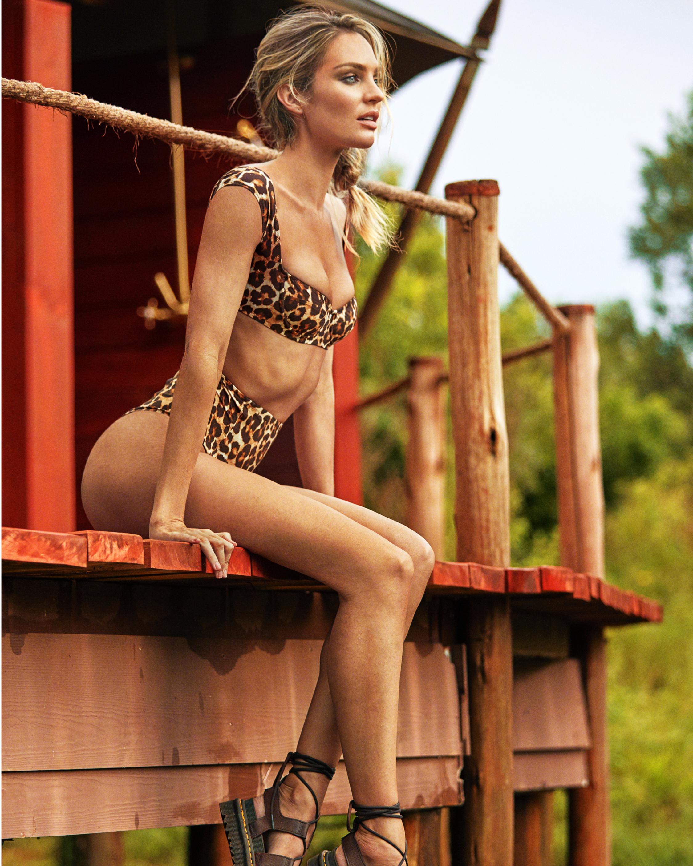 South Pacific High-Waisted Bikini Bottom