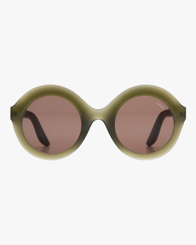 Mia Olivia Round Sunglasses