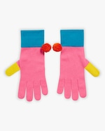 Chinti and Parker Ski Color Block Gloves 0