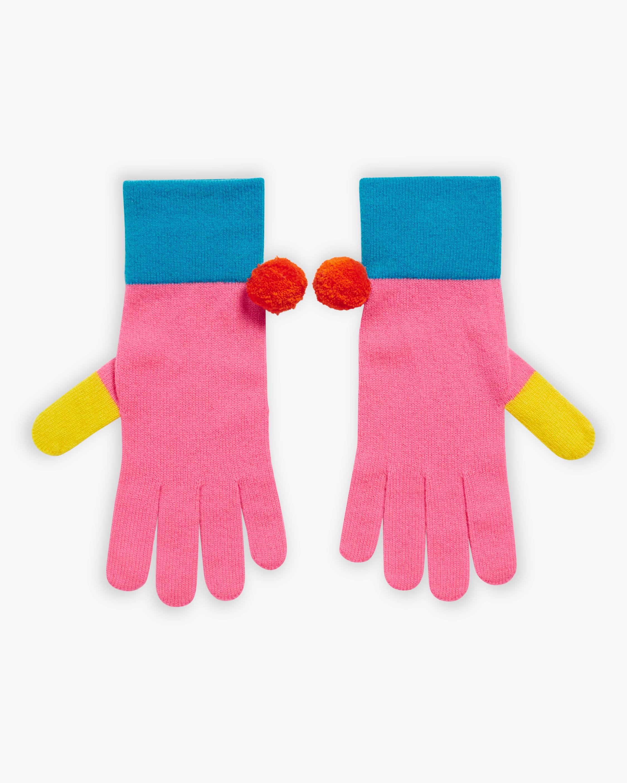 Ski Color Block Gloves