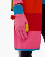 Chinti and Parker Ski Color Block Gloves 1