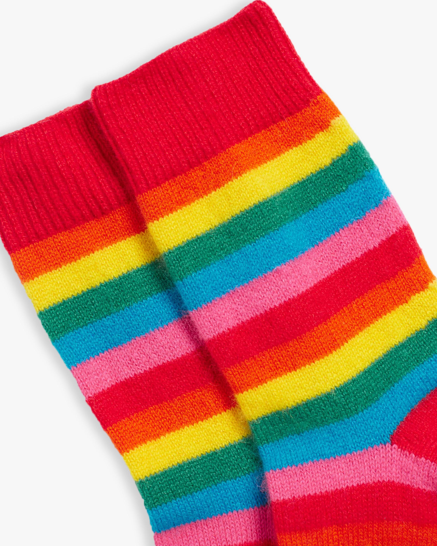 Rainbow Ski Socks