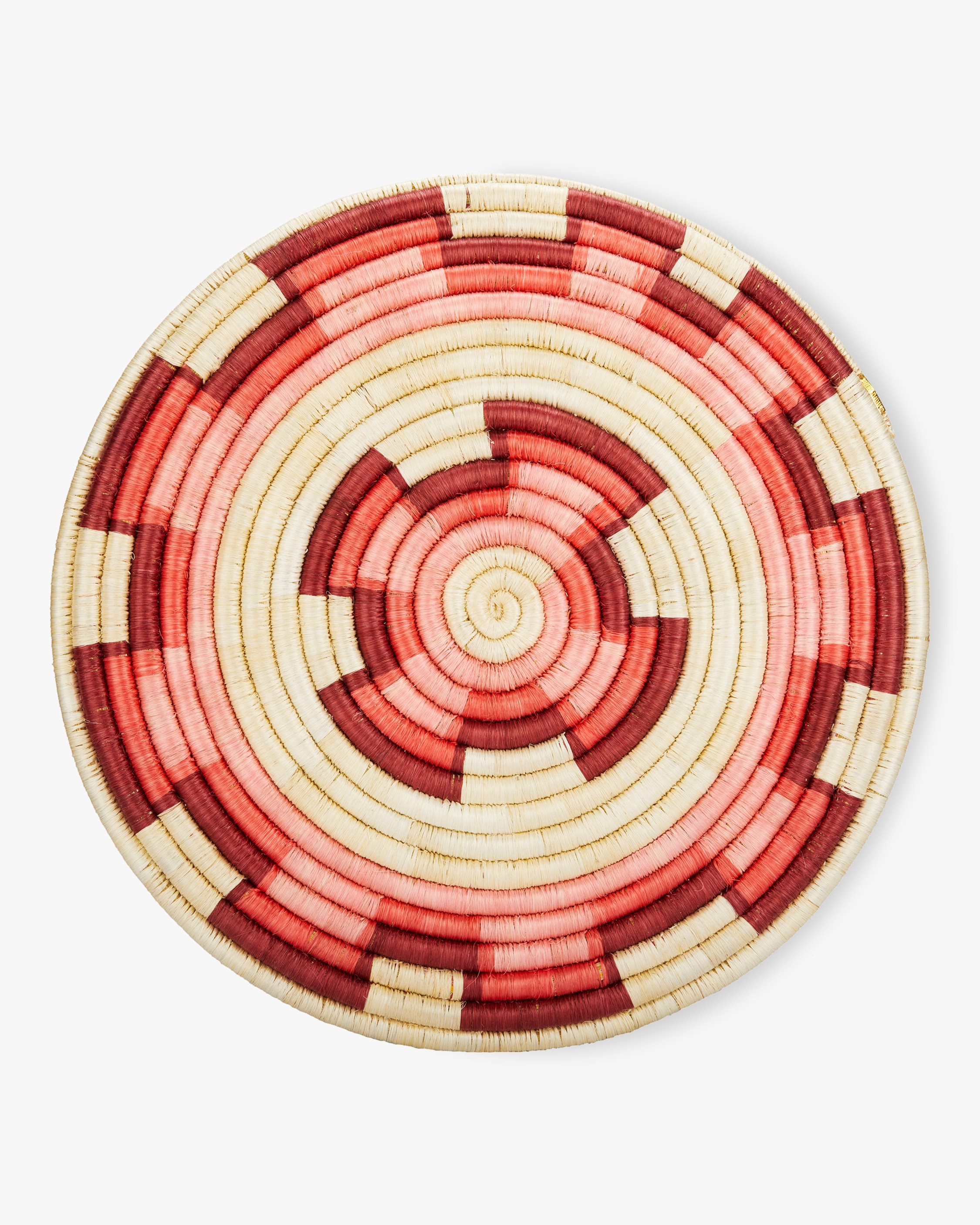 Mercedes Salazar Home Set-of-Two Rose Placemats 1