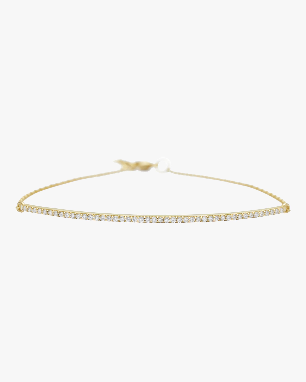 Yi Collection Diamond Bar Bracelet 1
