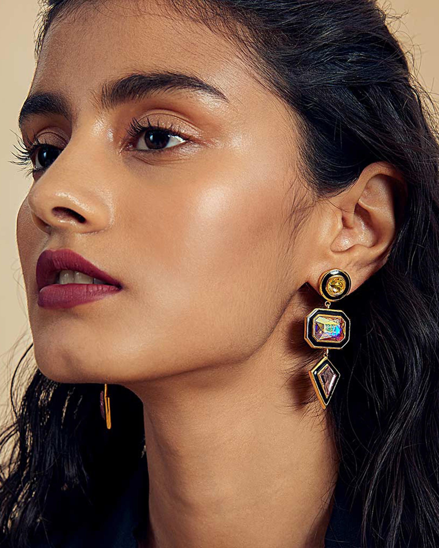 Isharya Glitter on the Go Fairy Drop Earrings 1