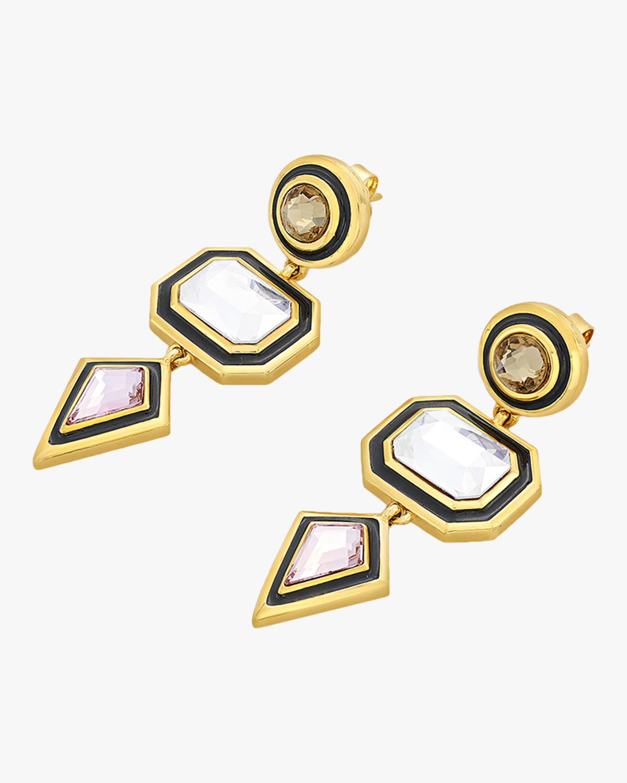 Isharya Glitter on the Go Fairy Drop Earrings 2