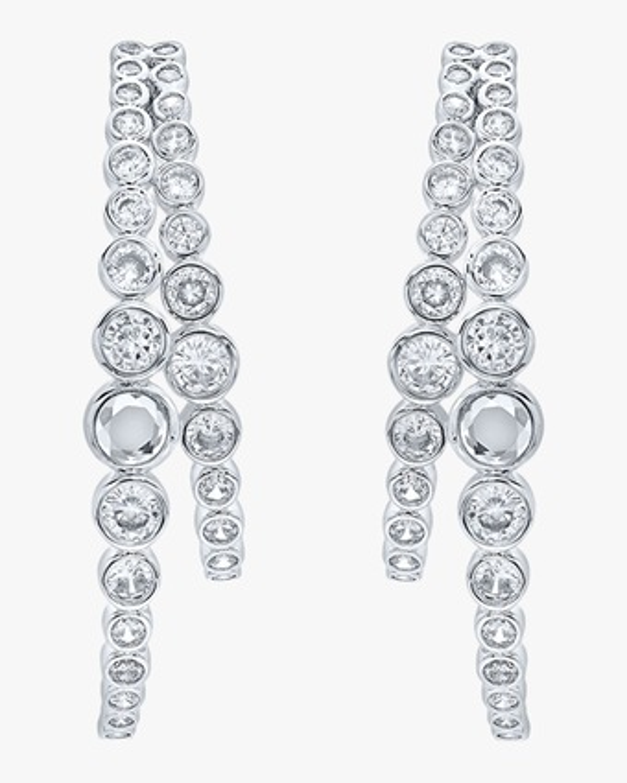 Modern Maharani Double Hoop Earrings
