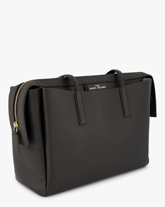 Marc Jacobs Leather Tote 1