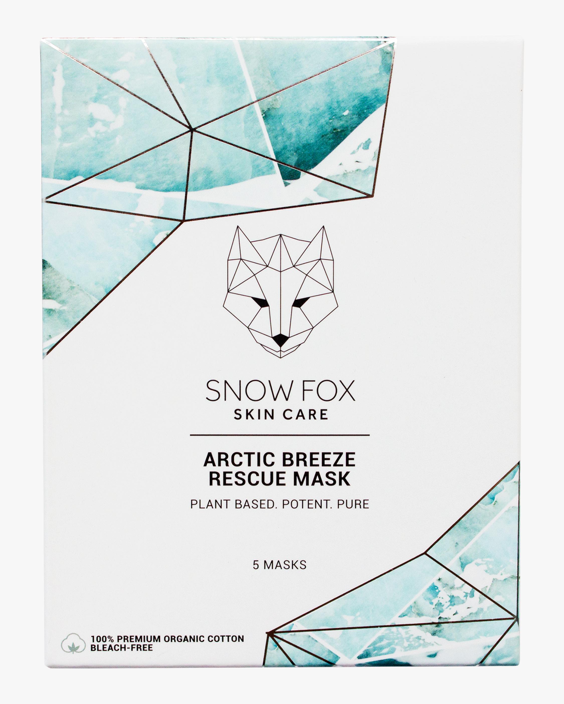 Snow Fox Arctic Breeze Rescue Mask 1