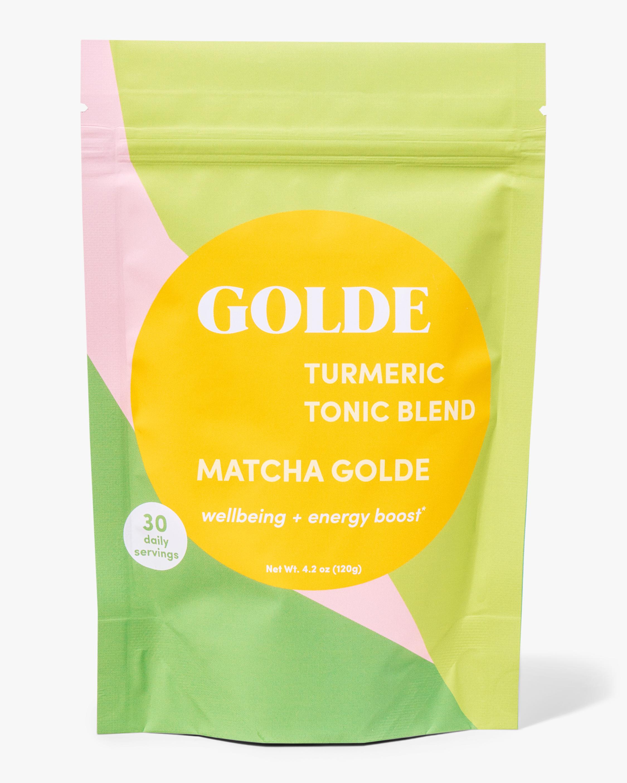 GOLDE Matcha Turmeric Tonic Blend 120g 0
