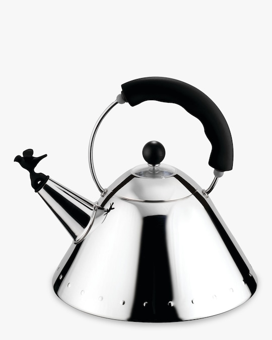 ALESSI Michael Graves Tea Kettle 0