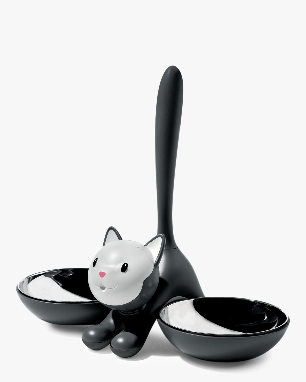 ALESSI Tigrito Cat Bowl 2