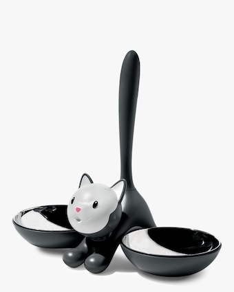 ALESSI Tigrito Cat Bowl 2