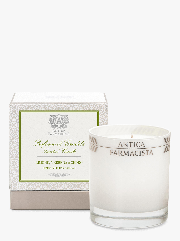 Lemon Verbena & Cedar Candle 9oz
