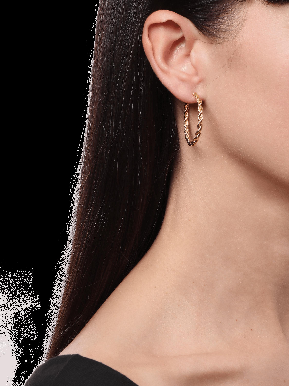 Nora Hoop Earrings