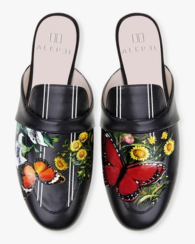 Butterfly Mules