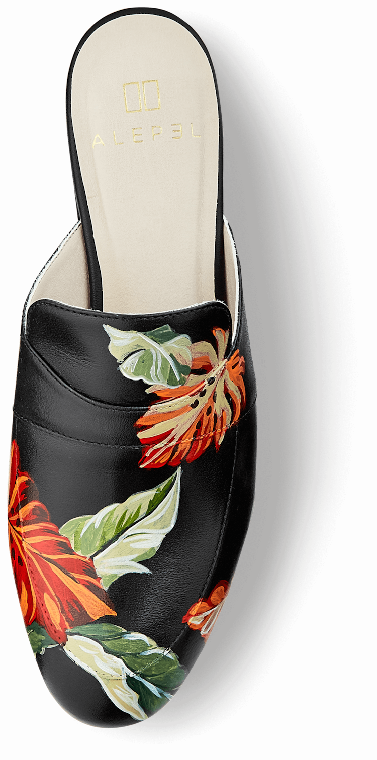 Tropical Mules Alepel