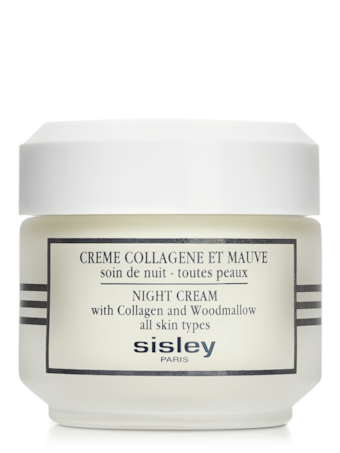 Night Cream with Collagen and Woodmallow 50ml