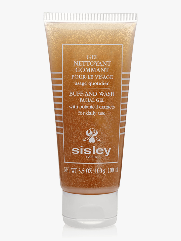 Sisley Paris Buff And Wash Facial Gel 100ml