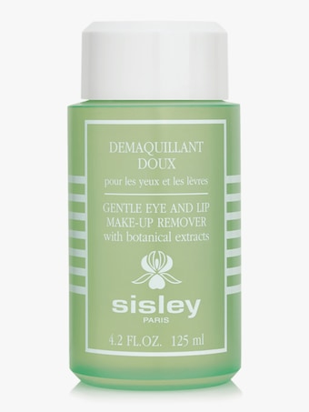 Sisley Paris Gentle Eye and Lip Make-up Remover 125ml 2