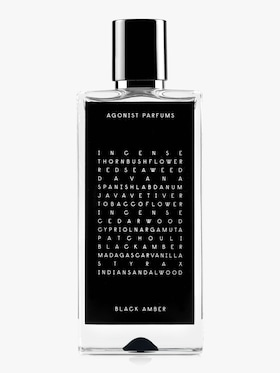 Black Amber Perfume Spray 50 ml