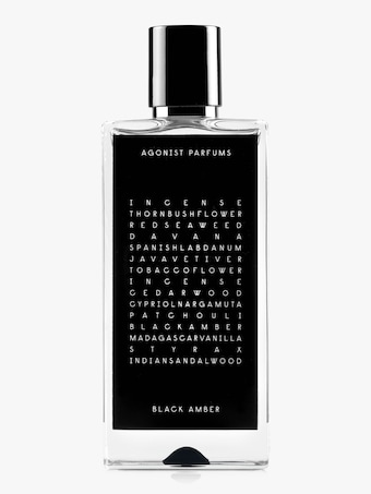 Agonist Parfums Black Amber Perfume Spray 50 ml 2