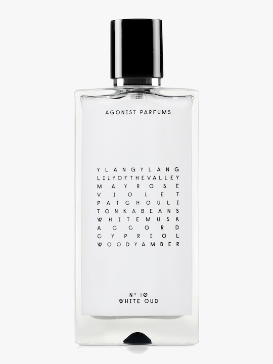 Agonist Parfums No. 10 White Oud Perfume Spray 50ml 0